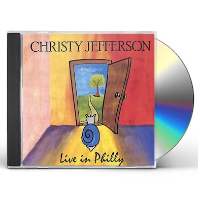 Christy Jefferson LIVE IN PHILLY CD