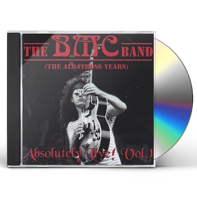 Barry McCabe ABSOLUTELY LIVE 1 CD