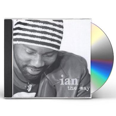 Ian WAY- US RELEASE CD