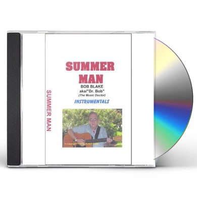 Robert Blake SUMMER MAN CD