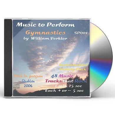 William Verkler MUSIC TO PERFORM GYMNASTICS CD