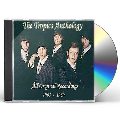 Tropics ANTHOLOGY 1965-1969 CD