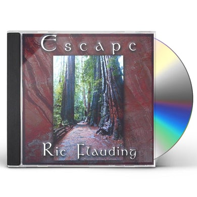 Ric Flauding ESCAPE CD