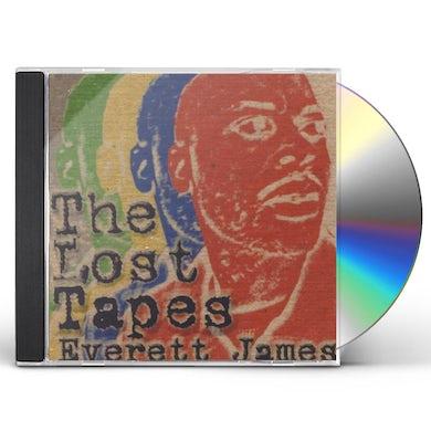 Everett James LOST TAPES CD