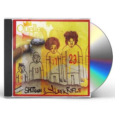 Quelle Chris SHOTGUN & SLEEK RIFLE CD