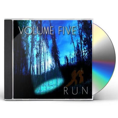 Volume Five RUN CD