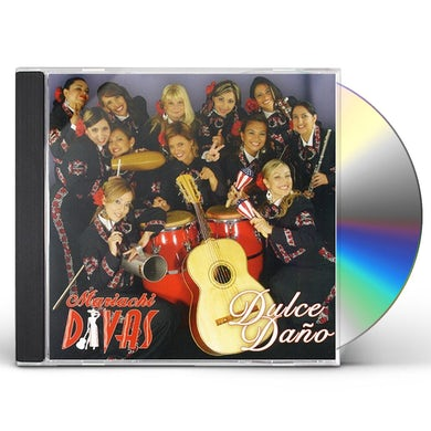 Mariachi Divas DULCE DANO CD