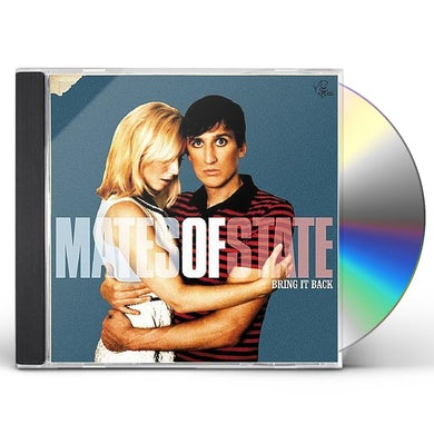 Mates Of State BRING IT BACK CD