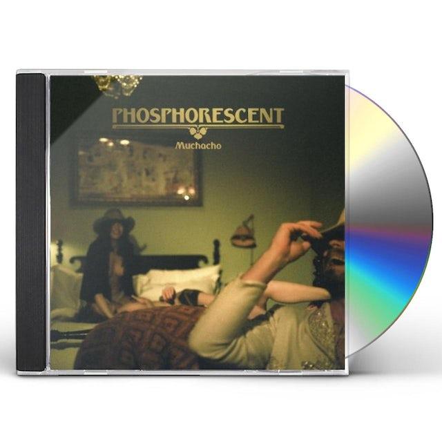 Phosphorescent MUCHACHO CD