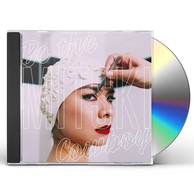 Be The Cowboy CD