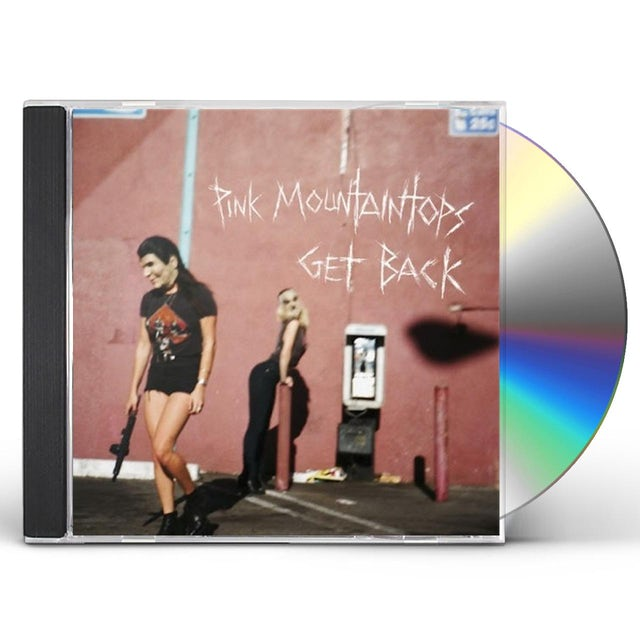 Pink Mountaintops GET BACK CD