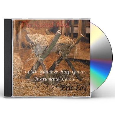 Eric Loy SECOND NOEL CD