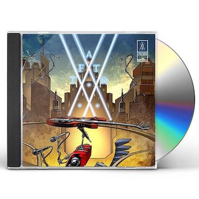 Fierce & The Dead EUPHORIC CD