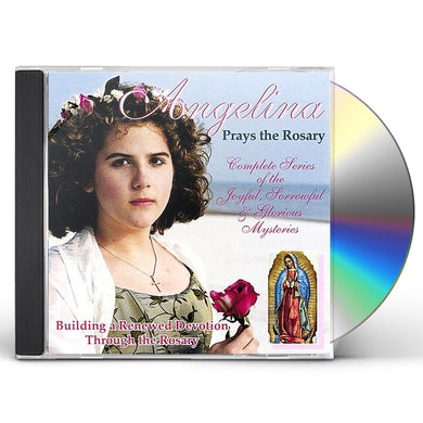 angelina PRAYS THE ROSARY CD