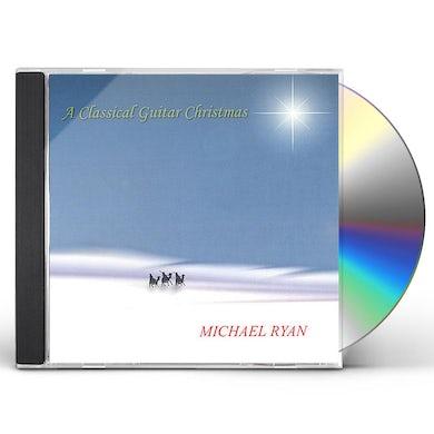 Michael Ryan CLASSICAL GUITAR CHRISTMAS CD