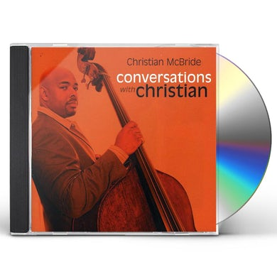 Christian Mcbride CONVERSATIONS WITH CHRISTIAN CD