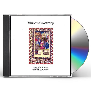 Marianne Nowottny JESUS IN A JIFFY CD