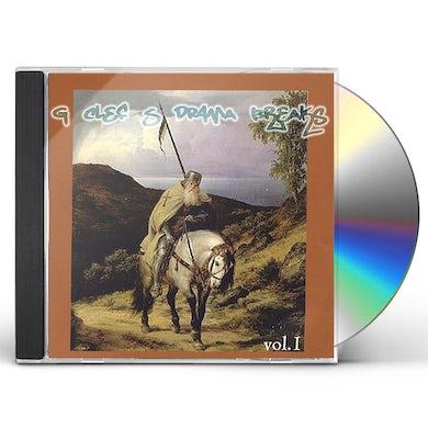 G-Clef Da Mad Komposa G-CLEFS DRAMA BREAKS 1 CD