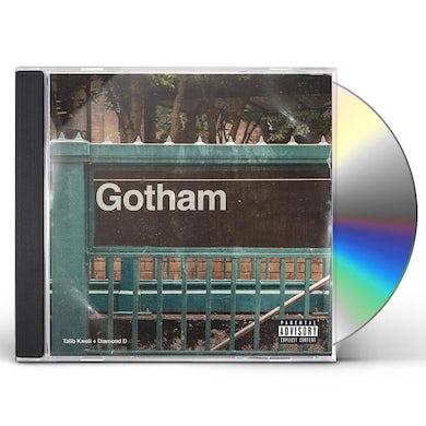 GOTHAM (Talib Kweli & Diamond D) GOTHAM CD