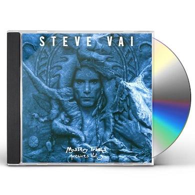 Steve Vai MYSTERY TRACKS ARCHIVES 3 CD