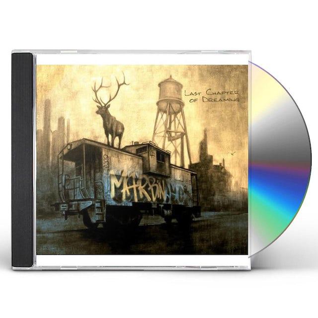 Marbin LAST CHAPTER OF DREAMING CD