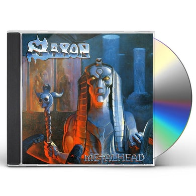 Saxon METALHEAD CD