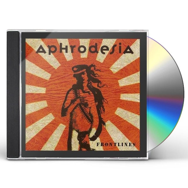 Aphrodesia FRONT LINES CD