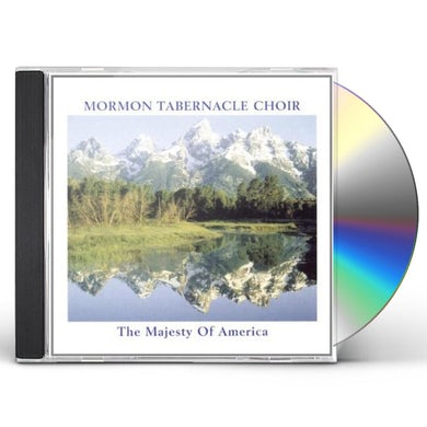 Mormon Tabernacle Choir MAJESTY OF AMERICA CD