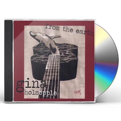 Gina Holsopple FROM THE EARTH CD