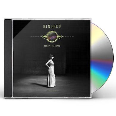Jenny Gillespie KINDRED CD