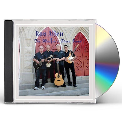 Ron Allen MASTER'S BLUES BAND CD