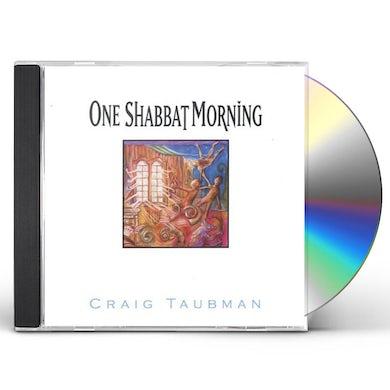 Craig Taubman ONE SHABBAT MORNING CD