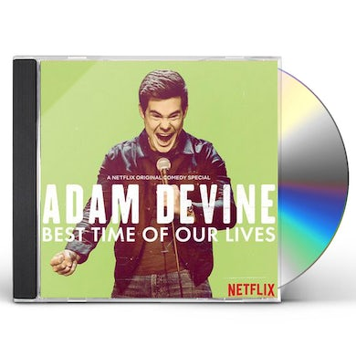 Adam DeVine Best Time Of Our Lives CD