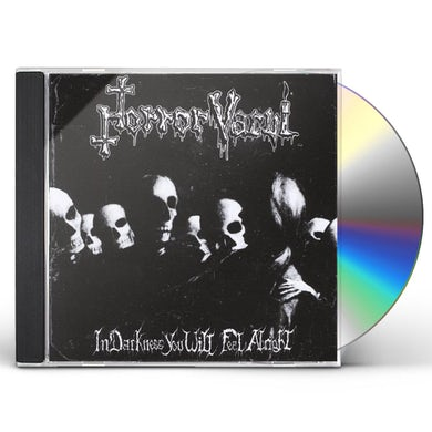 HORROR VACUI IN DARKNESS YOU WILL FEEL ALRIGHT CD