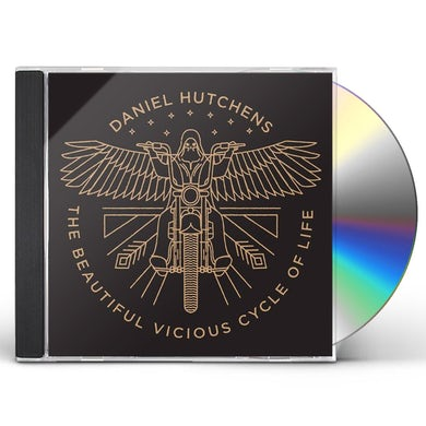Daniel Hutchens BEAUTIFUL VICIOUS CYCLE OF LIFE CD