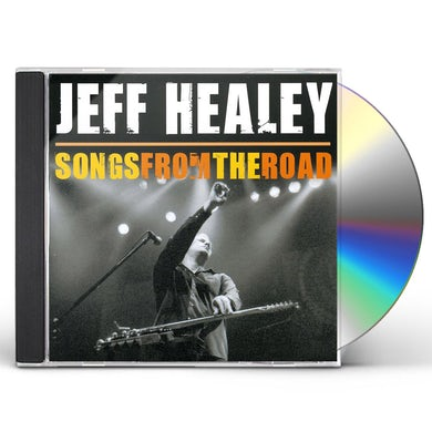 Jeff Healey SONGS FROM THE ROAD: SPECIAL EDITION CD