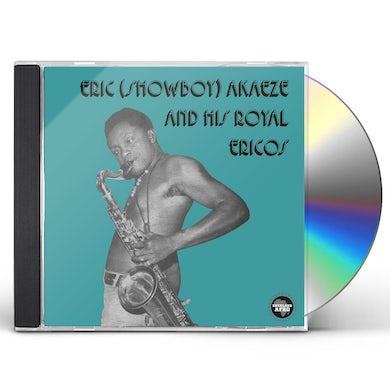 Eric  Akaeze & His Royal Ericos IKOTO ROCK CD