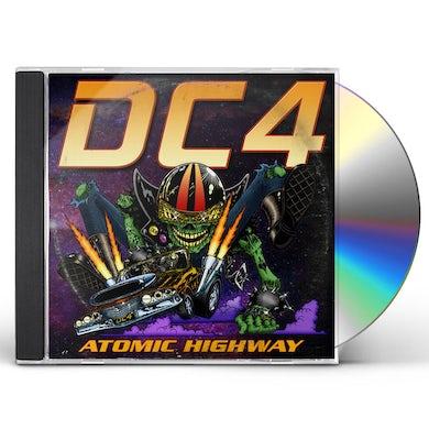 DC4 ATOMIC HIGHWAY CD