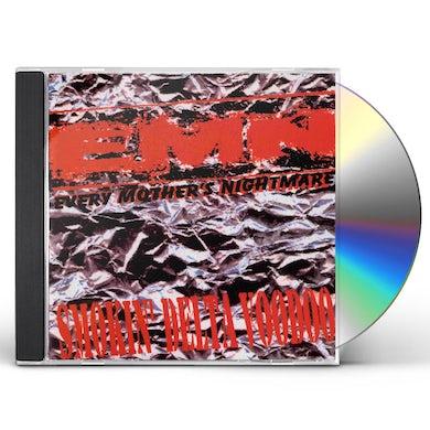 Every Mother's Nightmare SMOKIN' DELTA VOODOO CD