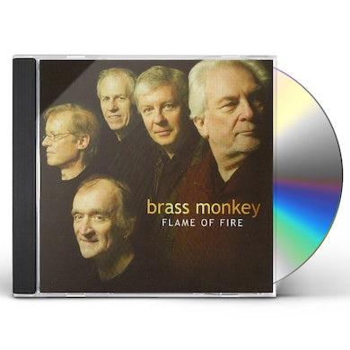 Brass Monkey FLAME OF FIRE CD