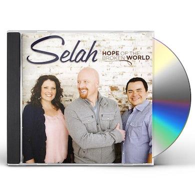 Selah HOPE OF THE BROKEN WORLD CD