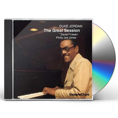 Duke Jordan GREAT SESSION CD