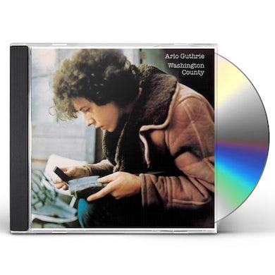 Arlo Guthrie WASHINGTON COUNTY CD