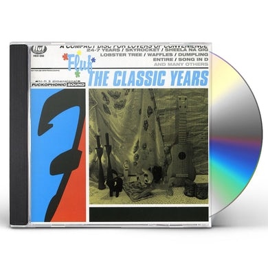Fluf CLASSIC YEARS CD