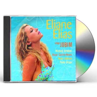 Eliane Elias SINGS JOBIM CD