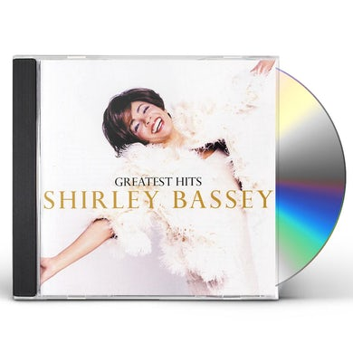 Shirley Bassey GREATEST HITS CD