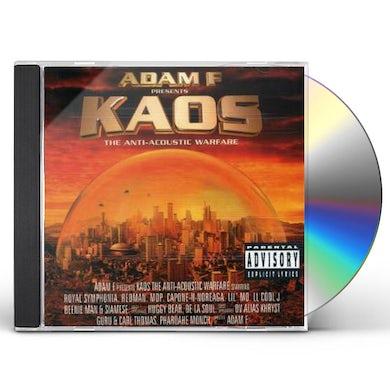 ADAM KAOS CD