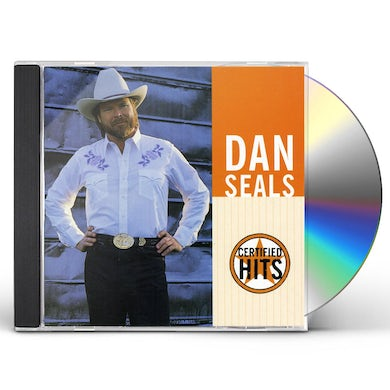 Dan Seals CERTIFIED HITS CD