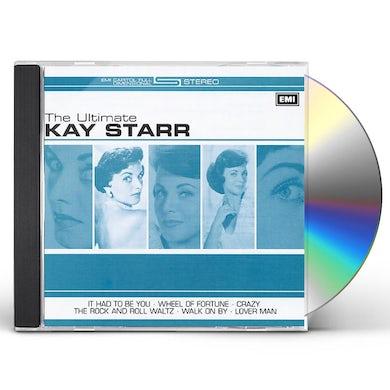 ULTIMATE KAY STARR CD