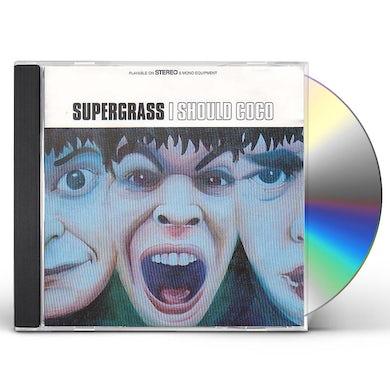 Supergrass I SHOULD COCO CD